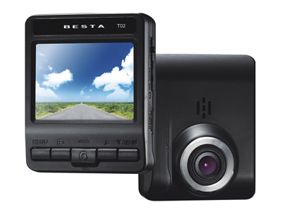 BESTA CR-T02 Car DVR / Driving Recorder / Black Box